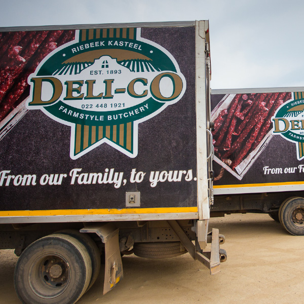 Deli-Co trucks