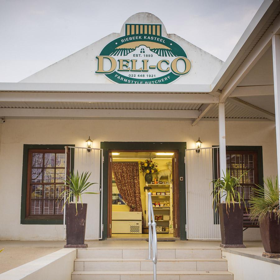 Deli-Co farm shop